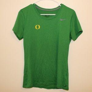 Oregon Nike Drifit Shirt Sz M